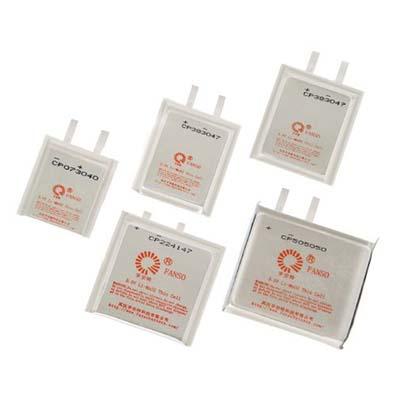 Li-MnO2 - Ultra thin package